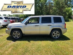 2009 Jeep Patriot SPORT NORTH FWD/ KEYLESS/ AC/ HITCH/ FOGS/ AS-