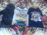 Boys clothes Size 5-6 years old including new items