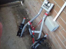 Exodus bike rack