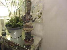 Genuine LADRO spanish ceramic figerine