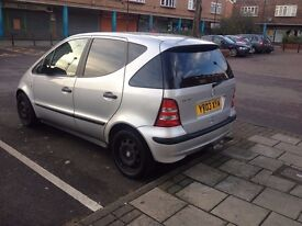 Mercedes Benz A CLASS*******399********AUTOMATIC****Repair or Spare