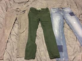 Next Jeans Bundle size 10