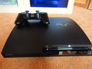 PlayStation 3 Slim 160 gb (like new)