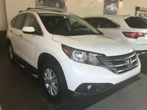 2014 Honda CR-V Touring | Leather | Navigation | Backup Cam
