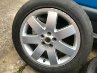 255 50 20 Land Rover Range Rover sports vogue continental tyre alloy wheel pos Volvo bmw Mercedes