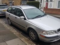 Volvo V40 Estate, 2001 Model, very clean and good condition