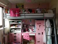 Ikea children's bedroom furniture