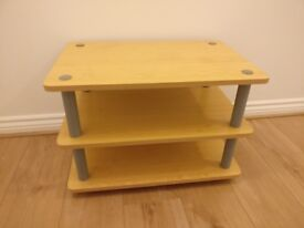 Small Wooden TV Stand/Coffee Table