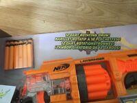 Nerf Gun BNIB + Additional Ammo