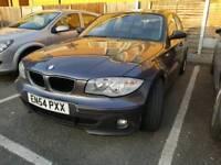 ***BMW 1 series 2.0 diesel Automatic jan 2005 *** 1 year Mot ***