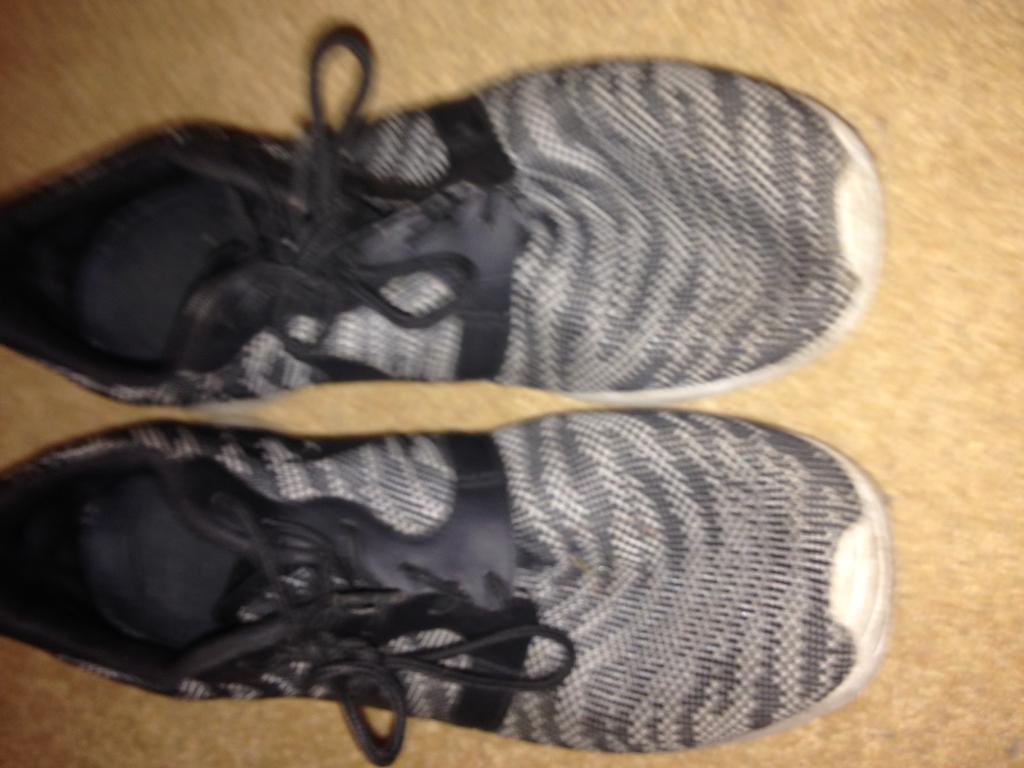 Nike Zebra Roshe's