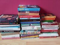 36 cook books various chefs