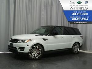 2015 Land Rover Range Rover Sport V8 SC Dynamic *LOCAL ONE OWNER