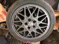 "Volkswagen Polo GTI BBS Alloys 15"""