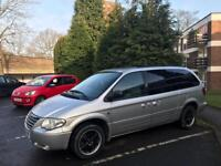 2006 Chrysler voyager 2.8 diesel automatic