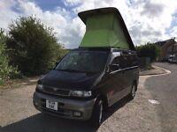 1995 Mazda Bongo Campervan High Top 2WD 2.5 Diesel - 12 Months MOT - New Cylinder Head Cam Belt