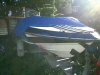 DATELINE 19FT EVINRUDE 90HP V4 EXELLENT TRAILER