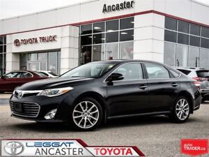 2013 Toyota Avalon XLE WITH ONLY 58108 KMS !!