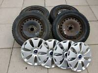 Ford Winter Wheels and Tyres (C-max, Focus, Mondeo, Cougar etc.)