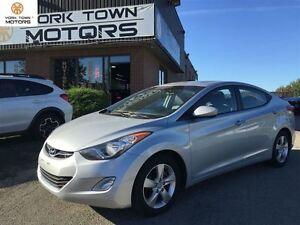 2012 Hyundai Elantra GLS | LOW KM | SUNROOF | BLUETOOTH | ALLOY