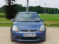 FORD FIESTA ONLY 49000 MILES 2006 5DOOR 1 OWNER MOT TILL12/1/2019 12 SERVICES HPI CLEAR