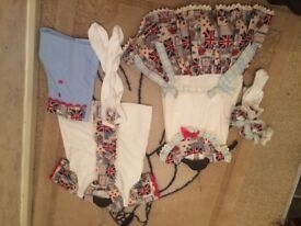 Hand made outfits