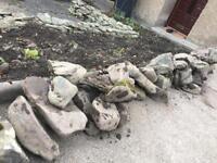 Free rocks