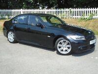 2010 (60 reg) BMW 3 Series 2.0 318d M Sport | 12 MONTHS MOT | FULL HISTORY | £30 TAX | LEATHER |