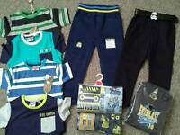Boys clothes brand new age 5-6