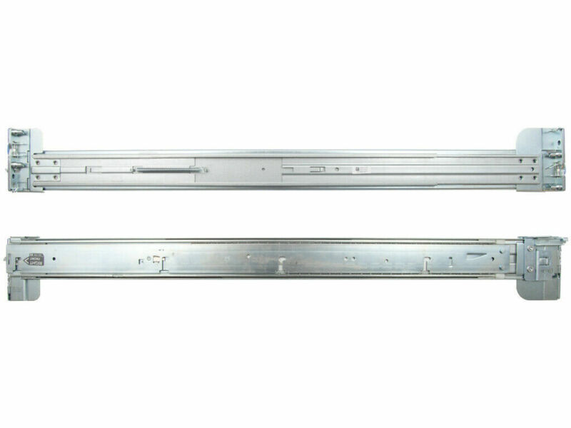 DELL 061KCY 0FYK4G POWEREDGE R730 R720 R510 R520 R530 Left and Right Rail SET