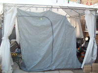 sunncamp ultima or aspire 260 390 inner tent changing room vgc