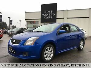 2012 Nissan Sentra SR | NO ACCIDENTS | HEATED SEATS Kitchener / Waterloo Kitchener Area image 1