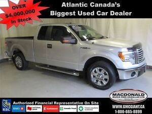 2011 Ford F-150 XLT  Financed Price!