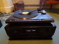 Denon Amp With Remote Control and Manuals Cost £880 ! Phono / Turntable Input Aux etc etc etc
