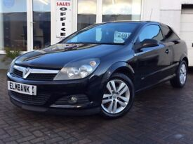 2007 07 Vauxhall/Opel Astra 1.4i 16v Sport Hatch SXi~LOW MILES WITH FSH~