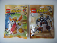 2x NEW LEGO Mixels in Polybag