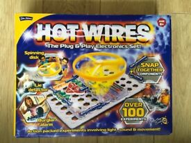 Hot Wires The Plug & Play Electronic Set