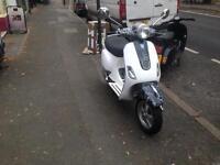 Vespa lx125 - 3v 2012