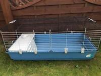 Large indoor rabbit hutch