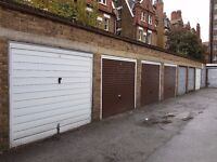 Garages to Rent: King St, Hammersmith - Perfect for storage/ parking etc, immediately available