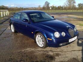 2005 Facelift Jaguar S-Type 2.7 V6 SPORT DIESEL AUTO FJSH 6mth warranty