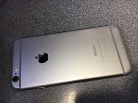 I phone 6 Space Grey Unlocked *Good Condition*