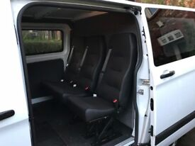 Ford Transit Custom Crew Cab Immaculate Condition