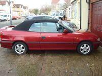 Astra Bertone Cabriolet Special Edition 1998.