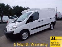 Citroen Dispatch 1200KG 1.6 HDI 90 L1 H1