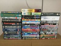 Dvd collection ideal job lot