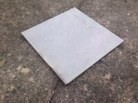 Exterior/Interior floor tiles - slate grey, 300x300 - 39.5m2 available