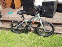 """Ridgeback MX16 kids bike, 16"""" wheels"""