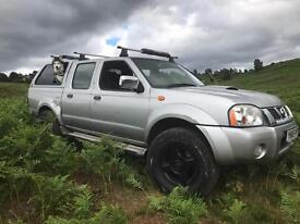 Nissan navara d22