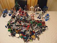 job lot of lego Bionicles